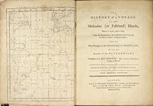 The history of a voyage to the: Pernety, Antoine Joseph.]