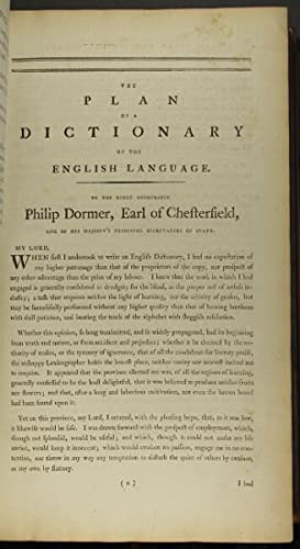 A dictionary of the English language: in which the words are deduced from the originals . to which ...