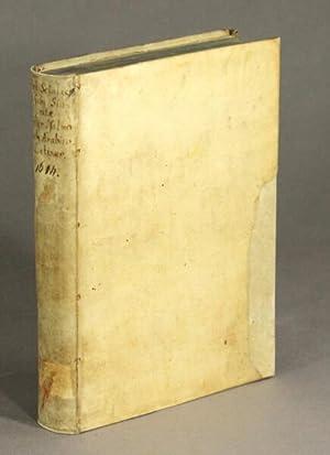 Liber psalmorum Davidis Regis, et prophetae. Ex