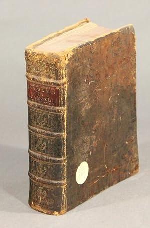 Tetrateuchus sive Commentarius in sancta Jesu Christi euangelia, editio ultima exactae revisa: ...