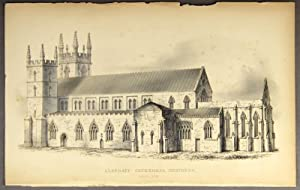 Remarks on the architecture of Llandaff Cathedral with an essay towards a history of the fabric: ...