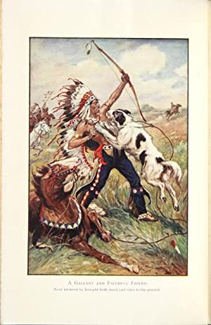 The dog Crusoe and his master: a story of adventure in the western prairies: BALLANTYNE, R.M.