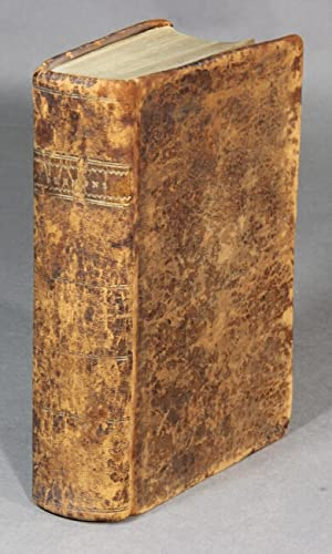 Bound volume of 18th and 19th century American sermons: EMMONS, NATHANIAL, et al.]