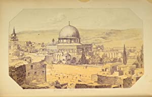 El-khuds, the holy; or, glimpses in the orient: TURNER, WM. MASON