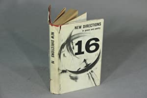 NEW DIRECTIONS in prose and poetry, 16