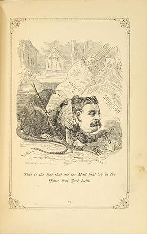 Mark Twain's (burlesque) autobiography and first romance: CLEMENS, SAMUEL.]