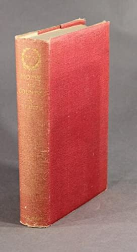 Poems of home and country. Also, sacred and miscellaneous verse.Edited by Gen. Henry B. Carrington