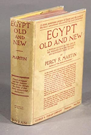 Egypt-Old and New. A popular account of the land of the pharaohs from the traveller's and ...