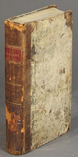 Bound collection of 6 pamphlets by the president of Yale College from 1795-1817
