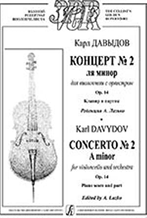 Concerto Violoncello Orchestra Seller Supplied Images Abebooks