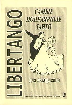 Libertango. The most popular tangos for piano: Piazzolla Astor, Gade