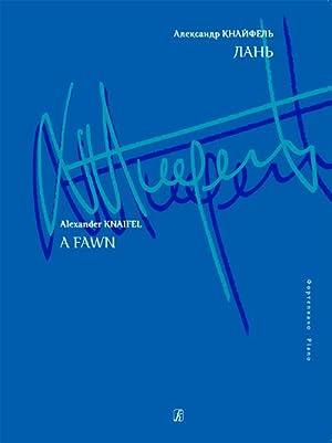 A Fawn. For piano: Knaifel Alexander