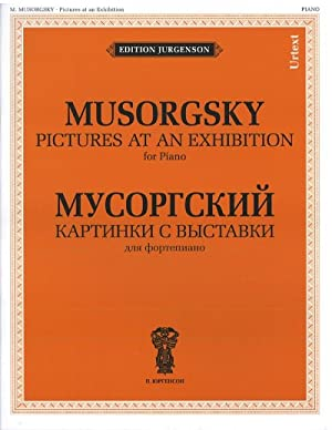 Pictures at an Exhibition. Recollection of Viktor: Musorgski Modest