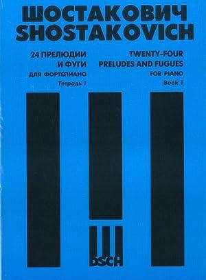 24 Preludes Fugues Piano, Op  87 - AbeBooks
