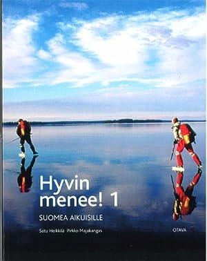 Hyvin menee! 1. Suomea aikuisille. Finnish language: Majakangas Pirkko, Heikkilä