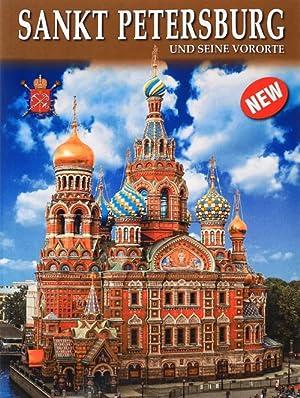 Sankt-Peterburg i prigorody. Na nemetskom jazyke: E. Anisimov