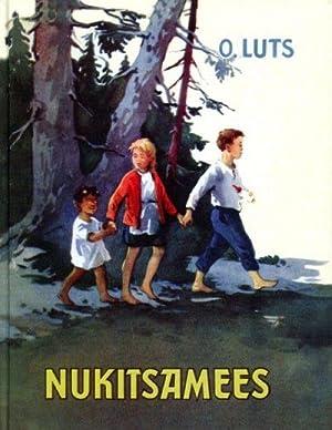 NUKITSAMEES: Luts Oskar