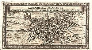 Cantabrigia al(ias) Cambridge, Academiae et bibliothecae collegii S.Trinitatis magnifica sedes (...