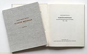 Kloster Medingen. Ein protestantischer Stiftsbau 1781-1788.: MEDINGEN / KLOSTER. Mittig, Hans-Ernst...