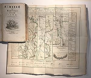 Almanach für Kaufleute auf das Jahr 1784 (=Vortitel) / Handbuch für Kaufleute (=...