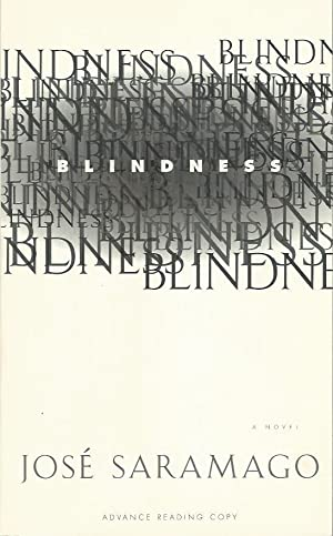 BLINDNESS ** Signed First Edition ARC **: Jose Saramago