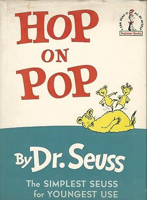 HOP ON POP ** Signed True First: Dr. Seuss