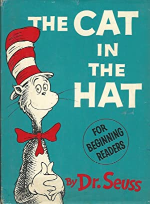 92570085538 Cat in the Hat - 1957-1957 - First Edition - Dust Jacket - AbeBooks