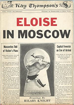ELOISE IN MOSCOW ** Signed True First: Kay Thompson
