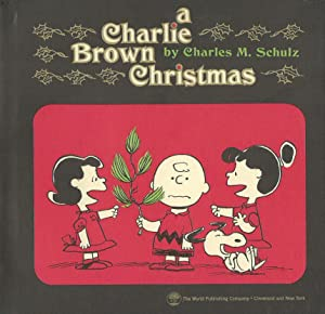 A CHARLIE BROWN CHRISTMAS ** Signed Frst: Charles M. Schulz