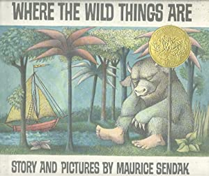 WHERE THE WILD THINGS ARE ** Signed: Maurice Sendak