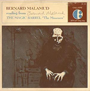 READING FROM THE MAGIC BARREL ** Signed Rarity **: Bernard Malamud