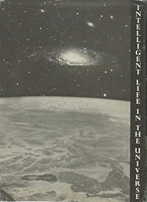 INTELLIGENT LIFE IN THE UNIVERSE ** Signed: Carl Sagan and