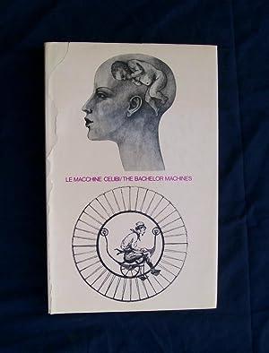 La Macchine Celibi/The Bachelor Machine: Szeeman, Harald, Editoor
