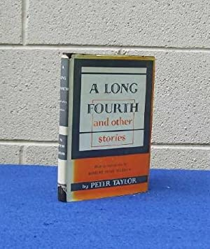 A Long Fourth and Other Stories: Taylor, Peter