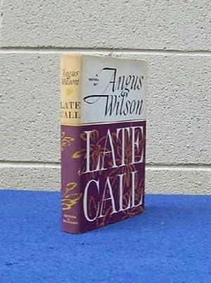 Late Call: Wilson, Angus