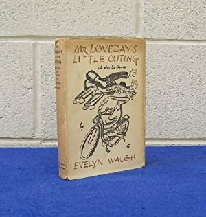 Mr. Loveday's Little Outing and Other Sad Stories: Waugh, Evelyn