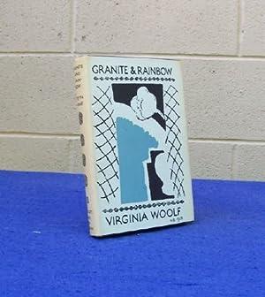 Granite & Rainbow: Woolf, Virginia