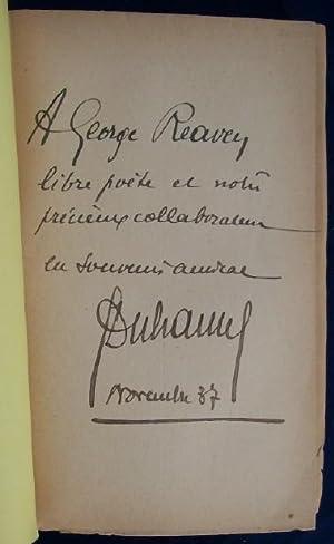 Les Maitres: Duhamel, George