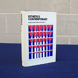 Esthetics Contemporary: Kostelanetz, Richard (editor).