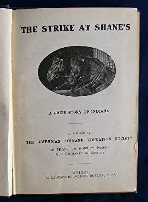 The Strike at Shane's: Stratton-Porter, Gene