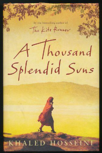 Thousand Splendid Suns, A Hosseini, Khaled [ ] [Hardcover] Fine in near fine+ dust jacket. Maroon hardcover with gilt titles to spine. Internally clean and tight. Dust jacket is rubbed along the top edge, otherwise fine. A superb copy.