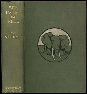 With Flashlight and Rifle; A Record of Hunting Adventures and of Studies in Wild Life in Equatorial...