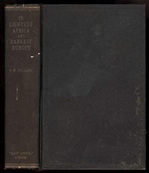 In Lightest Africa and Darkest Europe: William, P. B.