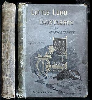 Little Lord Fauntleroy: Burnett, Miss F.