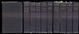 Works of Robert Louis Stevenson, The. Pentland Edition [Volumes 4-12 and 16-20 only; 14 Volumes of ...