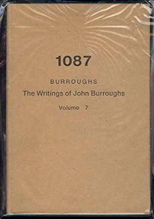 Writings of John Burroughs, The; with Portraits and Many Illustrations - Complete in 23 volumes.: ...