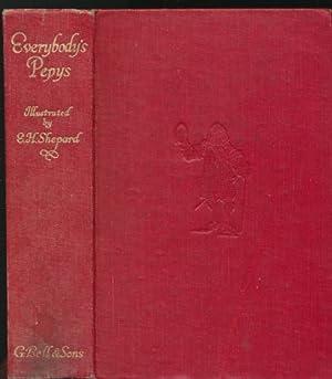 Everybody's Pepys: The Diary of Samuel Pepys 1660-1669: Pepys, Samuel