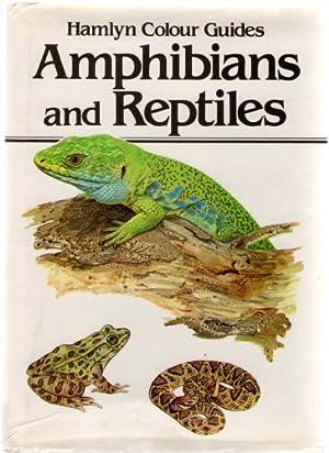 Amphibians and Reptiles (Hamlyn Colour Guide): Lanka, Vaclav and