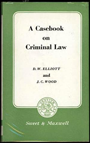 Casebook on Criminal Law, A