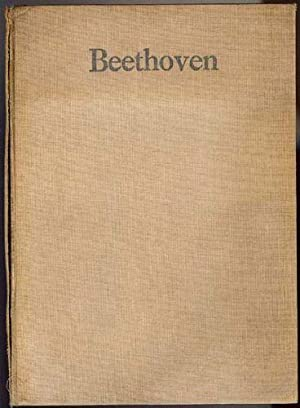 Beethoven; Music and Letters - Volume VIII,: Various
